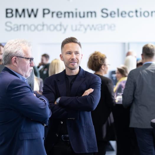 Śniadanie u jednego z naszych Partnerów - Dealer BMW ZK Motors