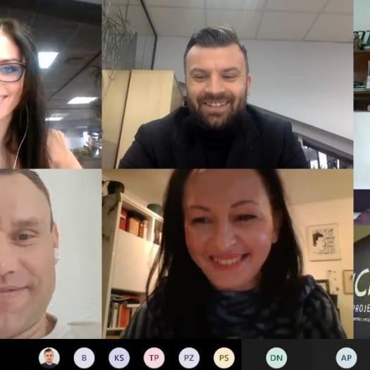 Spotkanie networkingowe on-line! - IC Project, PEREKO, Project Plus